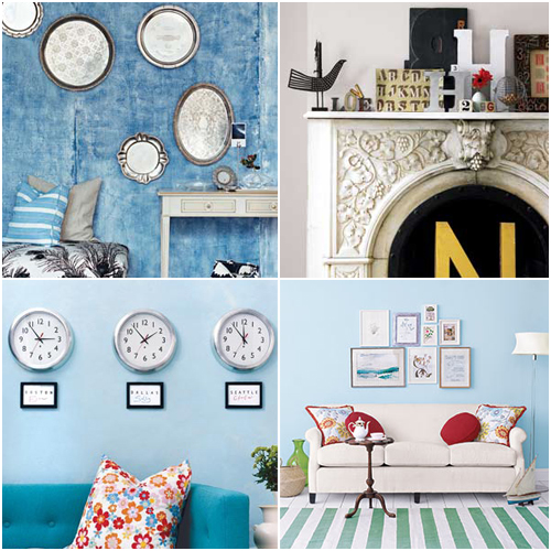 SwankyLuv: Decorating: Collections